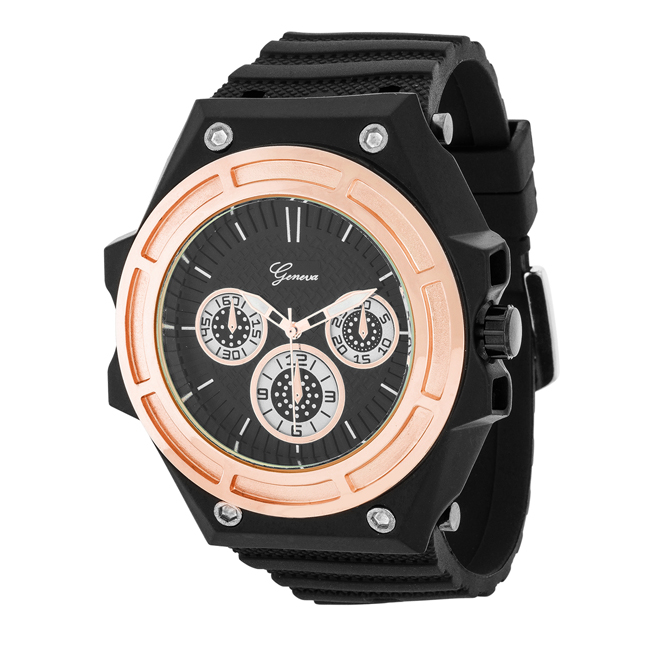 Men's Chronograph Sports Watch Rose