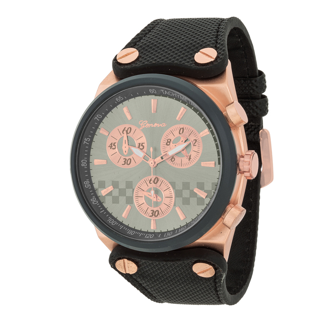 Men's Chronograph Watch Rose